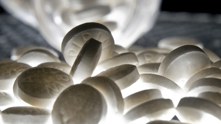 Aspirin can lower the risk of heart attacks, but there's concern that it's being overused.