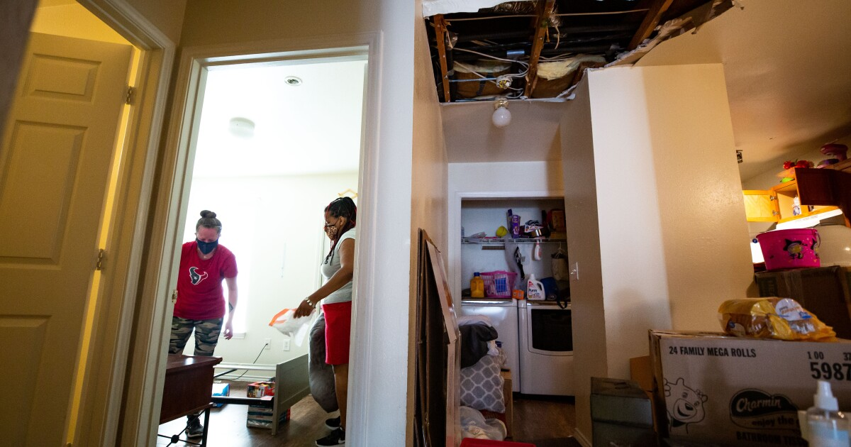 The Freeze Damaged Austin Apartments. Now Some Tenants Want To End Their Leases; Others Have Nowhere To Go.