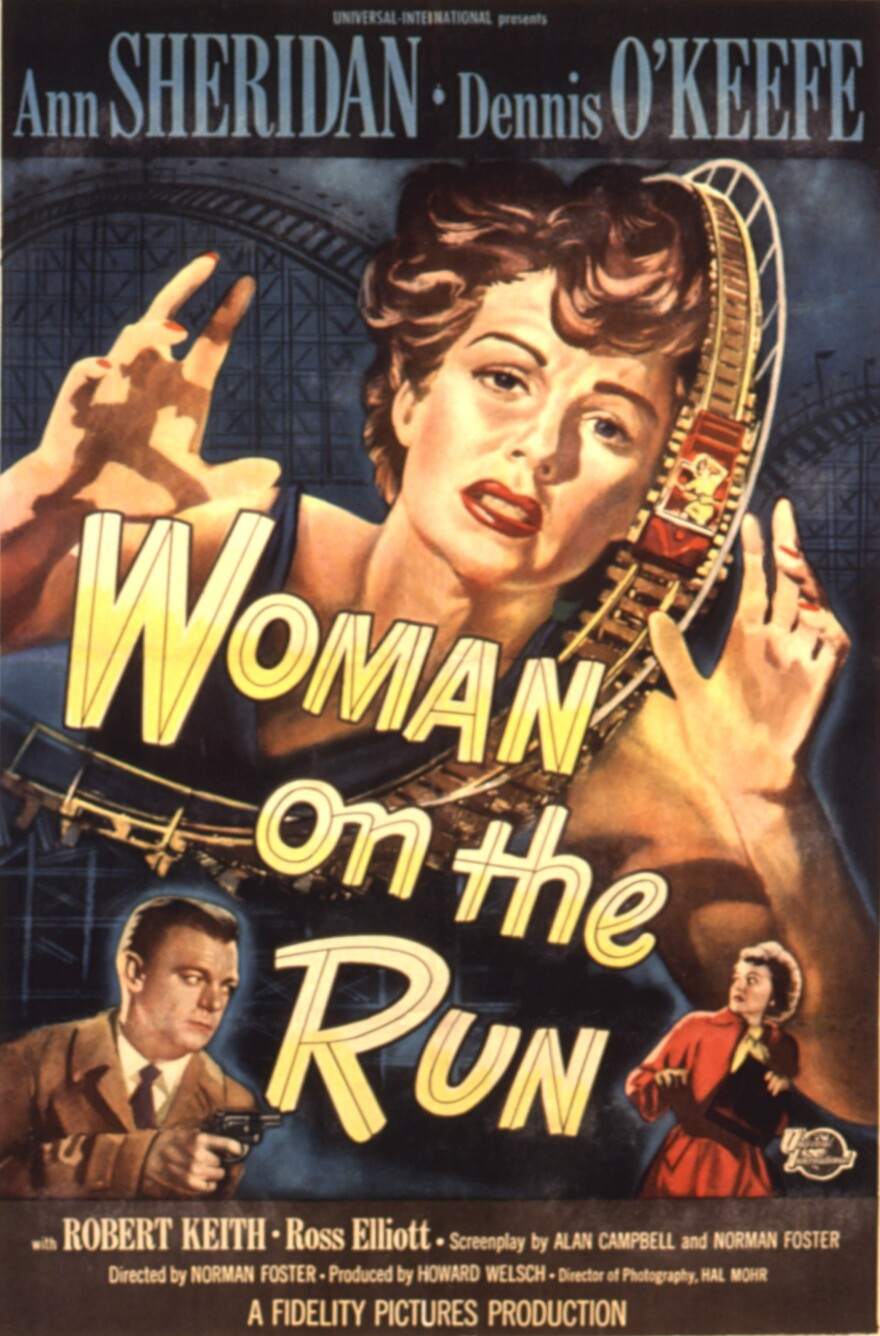 "Eddie Muller says <em>Woman on the Run </em>didn't make much of a mark when it was released in 1950, but decades later became recognized as a ""minor gem"" of the genre."