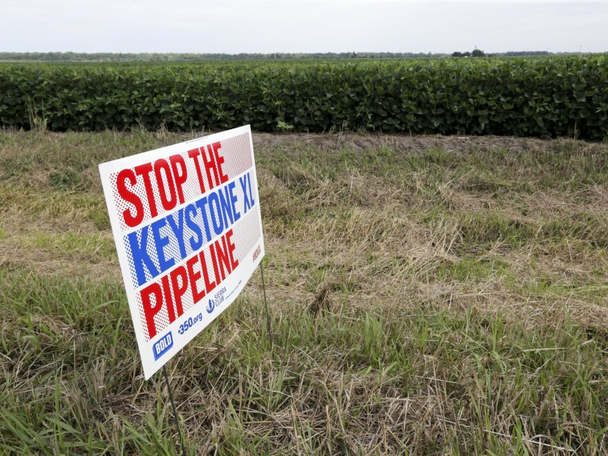 After a decade of protests in Nebraska and elsewhere, TC Energy has committed to building the controversial Keystone XL pipeline.
