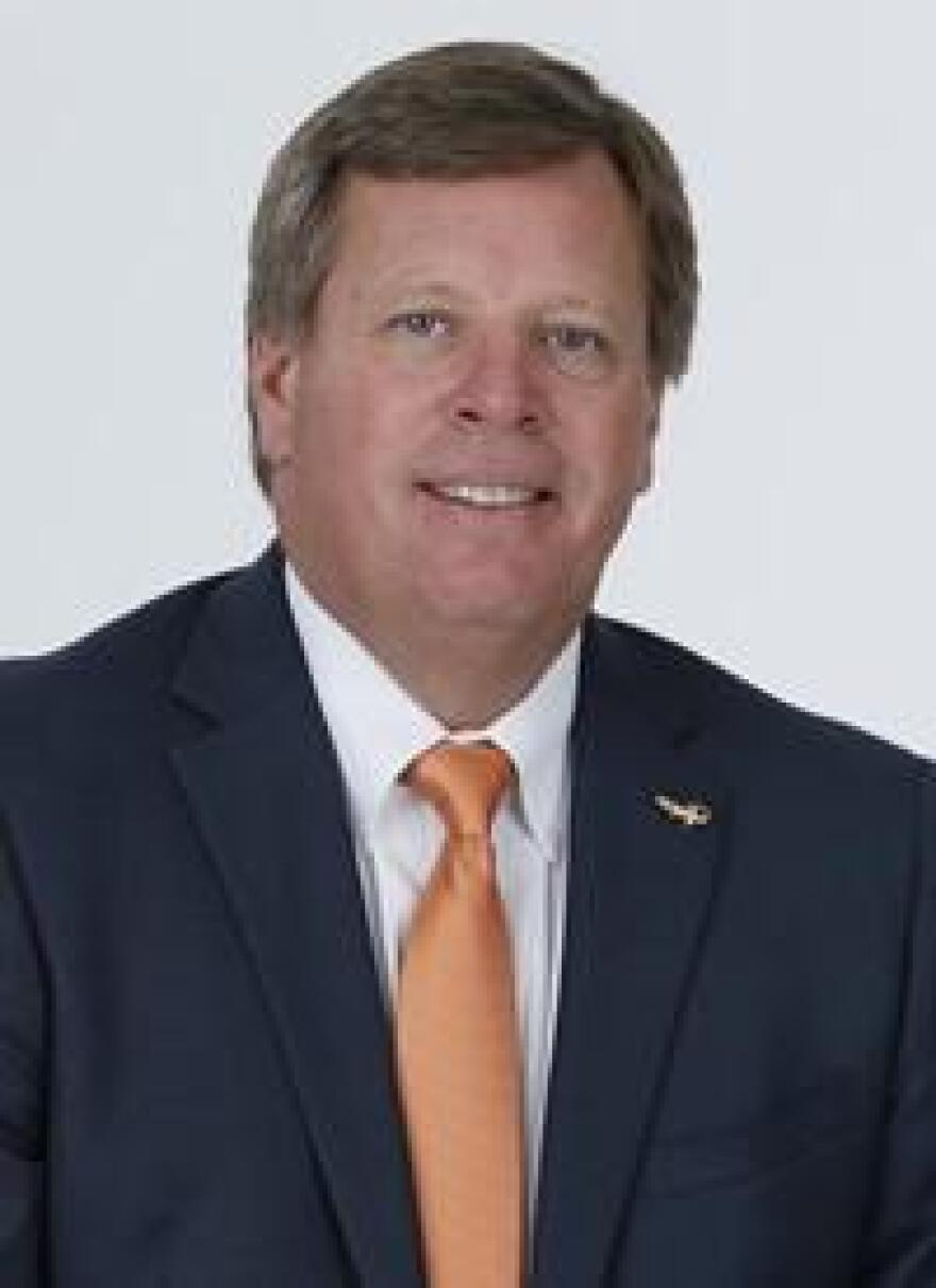 Former UF football Head Coach Jim McElwain.