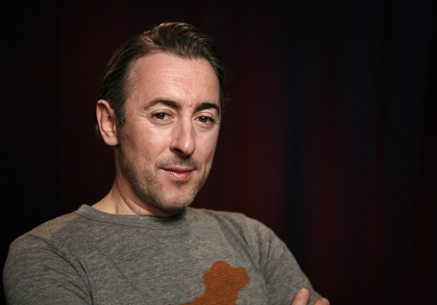Actor Alan Cumming poses for a portrait on Dec. 1, 2010, in New York.