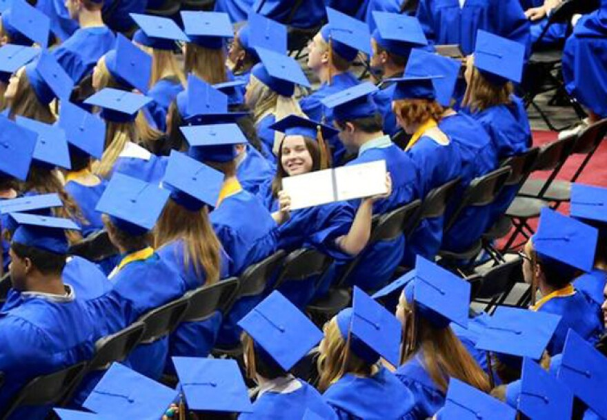 Schools across Polk County had graduation ceremonies planned throughout May. Social-distancing guidelines have made district officals consider alternative ways of honoring their seniors