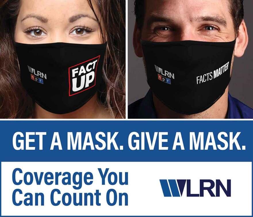 Get a Mask Web Tile