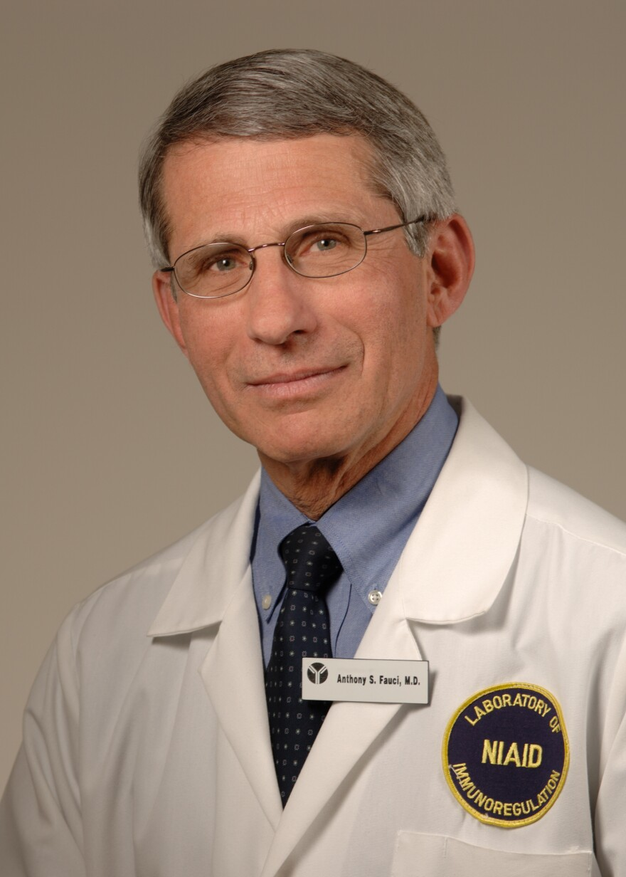 NIAID Director Anthony S. Fauci