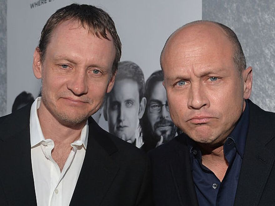 Alec Berg and Mike Judge are co-showrunners on the HBO series <em>Silicon Valley</em>. Berg has also been an executive producer of <em>Seinfeld</em> and <em>Curb Your Enthusiasm</em>. Judge was the creator of <em>King of the Hill</em> and <em>Beavis & Butt-head</em>.