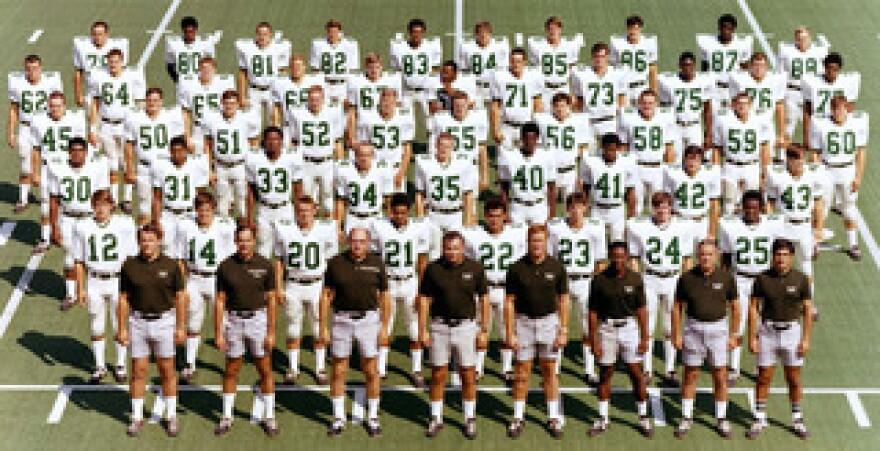 1970 Marshall Team, Memorial