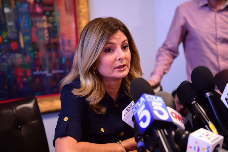 """Prior to her stint as Harvey Weinstein's legal counselor on """"gender and power dynamics,"""" Lisa Bloom had built her career fighting legal battles on behalf of victims of violence and discrimination."""