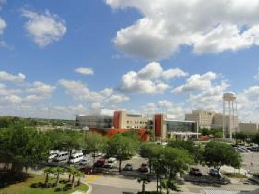 The James A. Haley VA Hospital in Tampa is among the busiest veteran's hospitals in the nation.