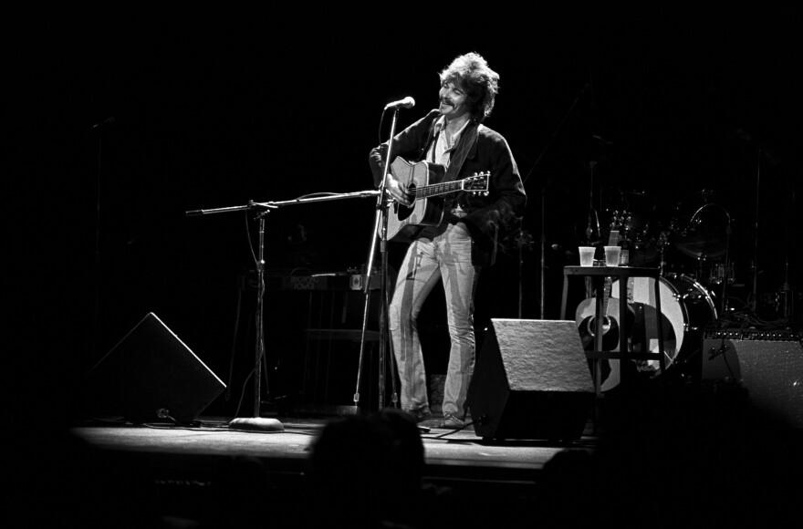 John Prine in Atlanta in 1975.