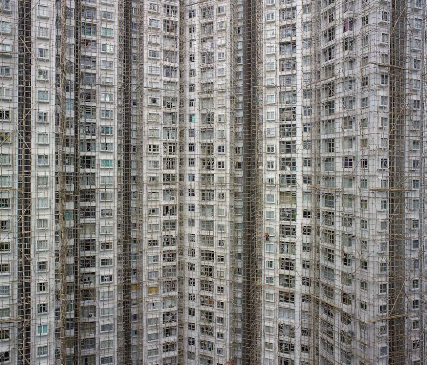 """""""Architecture of Density, a122"""" by Michael Wolf"""