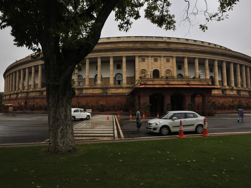 India's parliament includes a large number of members facing criminal charges. In 2014, 21 percent faced serious charges including murder, rape, kidnapping and arson.