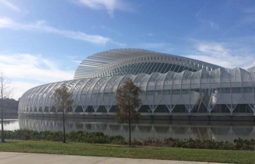 Florida Poly building