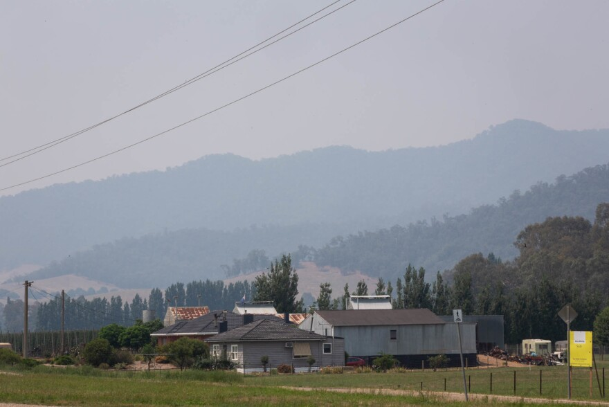 Scientists are assessing the mountains in and around Buffalo National Park in Victoria for potential debris flow risk to nearby towns.