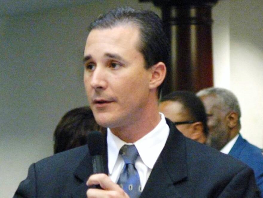 Sen. Rene Garcia