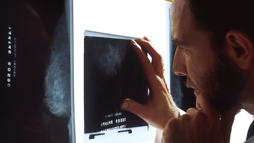 Mammograms may pose a particular risk to women with genetic mutations that predispose them to breast cancer.