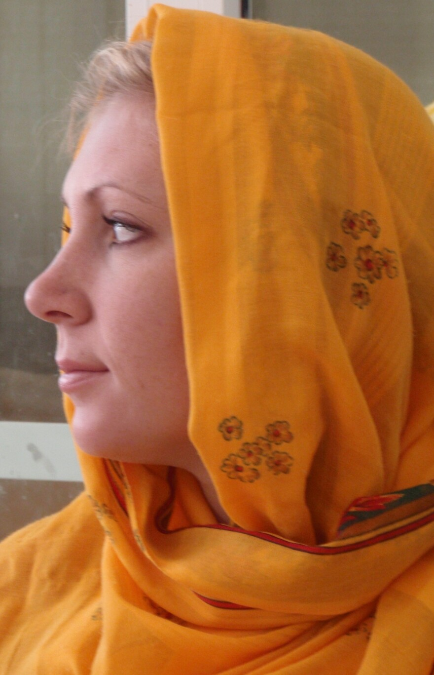 Jessica Buchanan was working as an aid worker in Somalia in the fall of 2011. She was based in northern Somalia, but in October, she traveled to the more dangerous southern half of the country for a training.