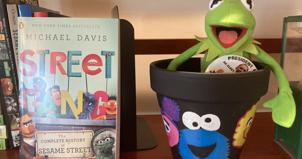 Through Stories In Book And Film, Journalist Helps Show How To Get To 'Sesame Street'