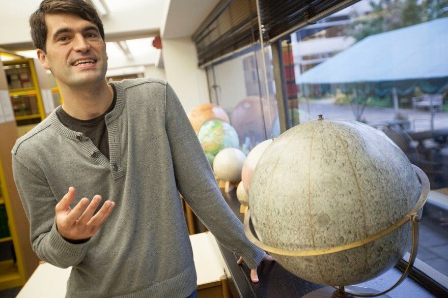 Columbia University astronomer David Kipping is extending the search for other planets — and their moons — to the extreme range of our detection abilities.