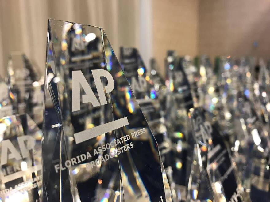 Awards were presented on April 13, 2019 for the Florida Associated Press Broadcasters contest.