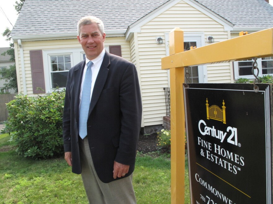 Patrick Fortin, owner of Century 21 Commonwealth, which has 500 real estate agents in the Boston area, says the uncertainty over the debt ceiling is hurting the housing market since it's making people nervous about the economy.