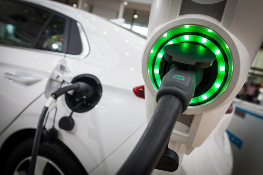 The Florida Department of Transportation is creating a plan to add more charging stations to the state highway system.
