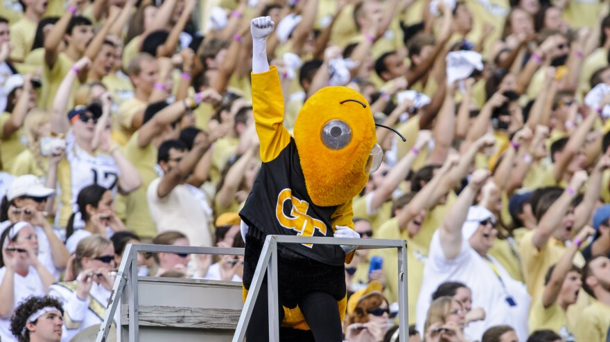 Buzz, Georgia Tech's mascot, wasn't the only bug in the students' midst last fall. An outbreak of bacterial pneumonia sickened at least 83 in what the CDC called the largest known outbreak at a university in 35 years.