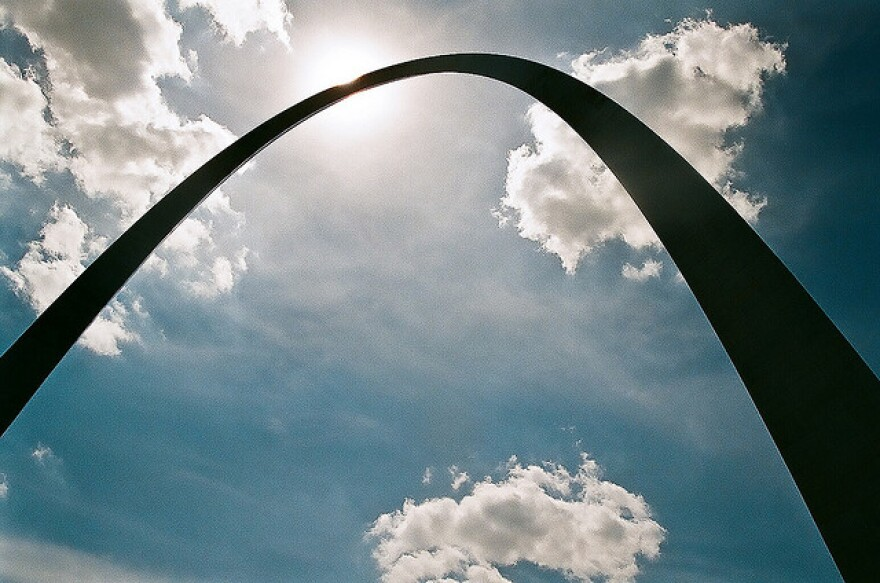 The Jefferson National Expansion Memorial could change to the Gateway Arch National Park by July 2018.