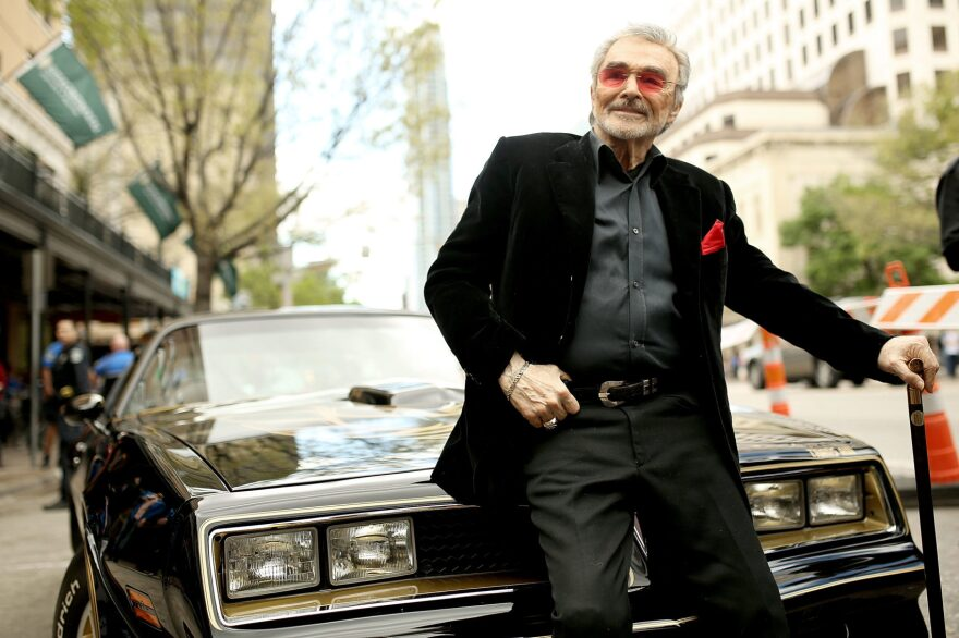"Actor Burt Reynolds attends a screening of ""The Bandit"" in 2016 in Austin, Texas. (Mike Windle/Getty Images for SXSW)"