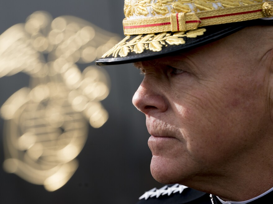 Gen. Robert B. Neller, commandant of the Marine Corps, is retiring this fall after a career spanning more than 40 years.