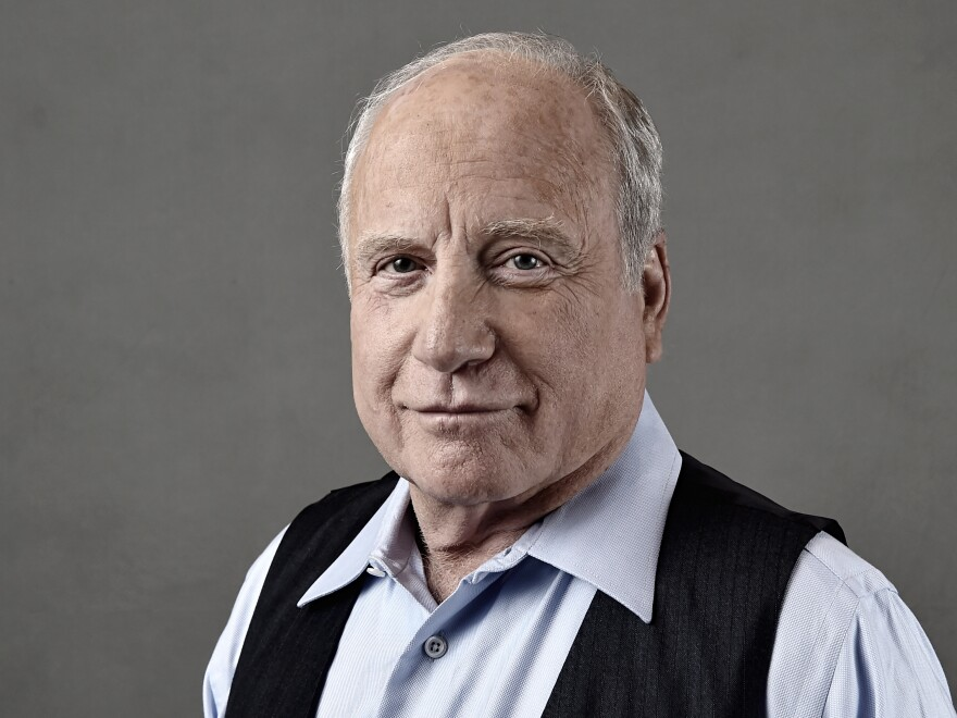 Actor Richard Dreyfuss poses for a portrait on Dec. 12, 2015, in Dubai.