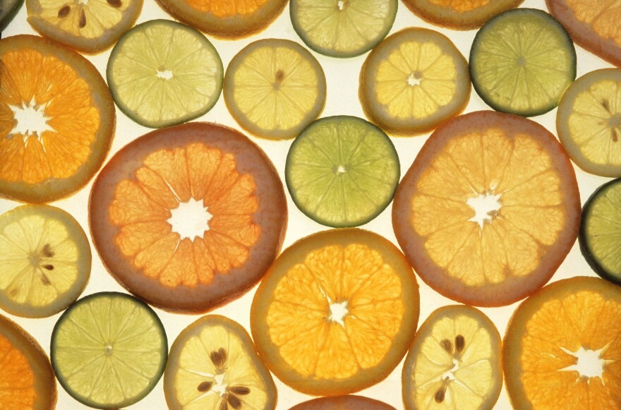 The threat of citrus greening disease in California has prompted scientists to freeze cuttings to help preserve the state's many varieties of citrus.