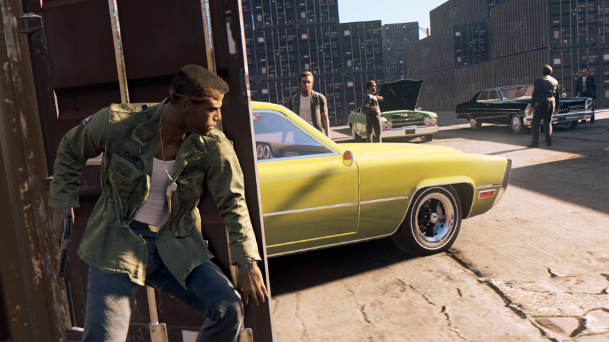 """""""One of the reasons why I came to 2K was because they're not afraid to take these kind of creative risks,"""" says Mafia III creative director Haden Blackman."""