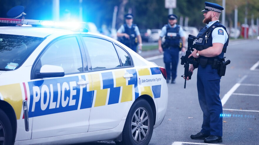 New Zealand's police commissioner, Mike Bush, says the number of people killed in the shootings at the two mosques in Christchurch, New Zealand, has now reached 50. He said the number of injured has also risen to 50.
