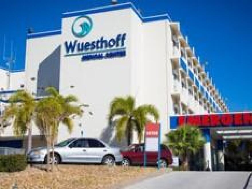 Wuesthoff Hospital in Rockledge