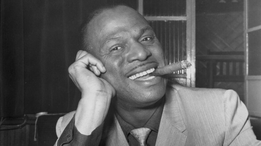 """Earl """"Fatha"""" Hines' band featured the likes of Charlie Parker and Dizzy Gillespie."""