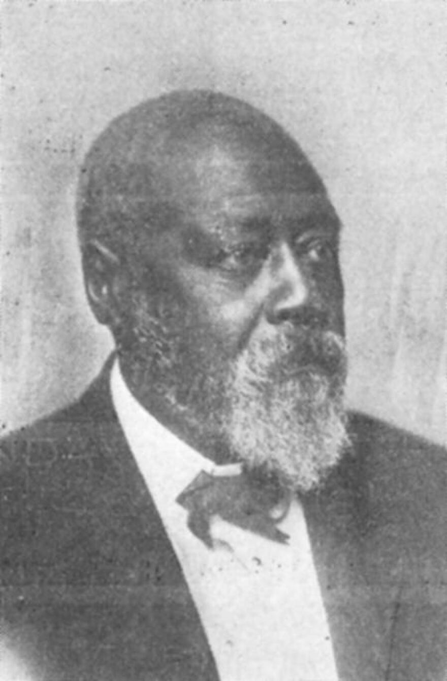 James Milton Turner was a freed slave and abolitionist from St. Louis. He and Krekel played significant roles in the founding of Lincoln University, a historically black college and university in Jefferson City.