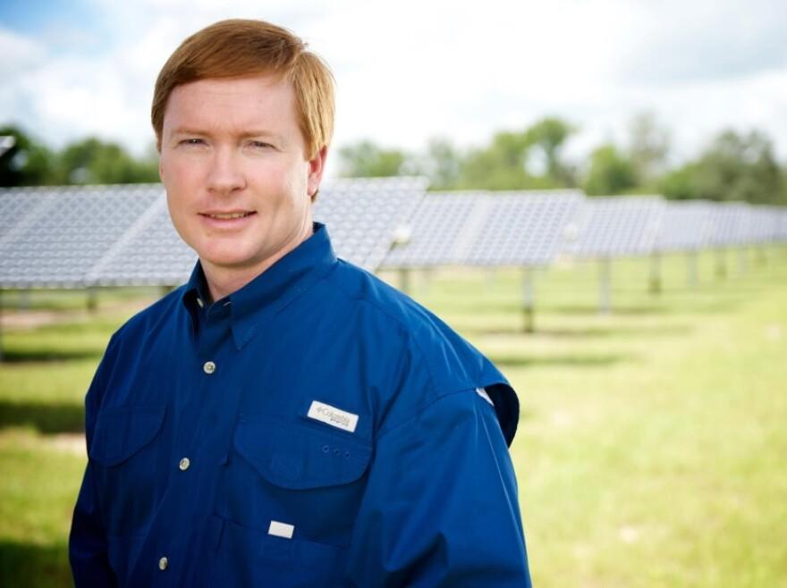 Agriculture Commissioner and Republican Gubernatorial hopeful Adam Putnam