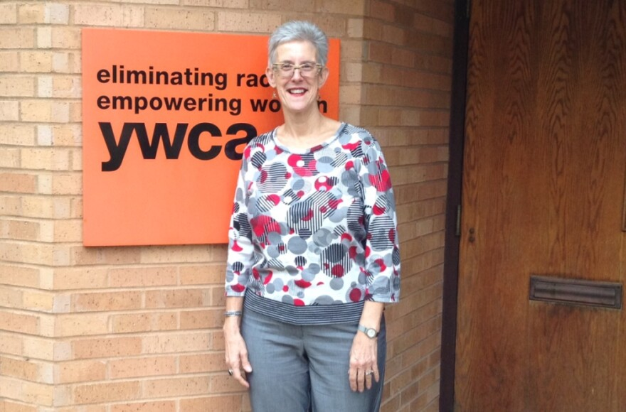 Mary Ferguson is the racial justice coordinator for the YWCA Metro St. Louis.