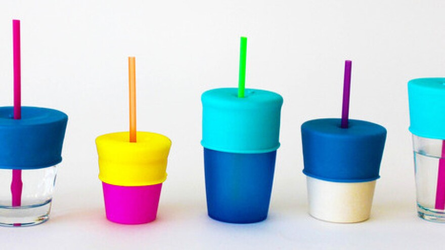 SipSnaps fit on cups you already own.