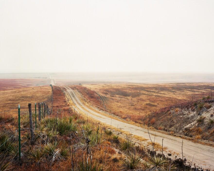 Paradise Road, Waldo, Kan.