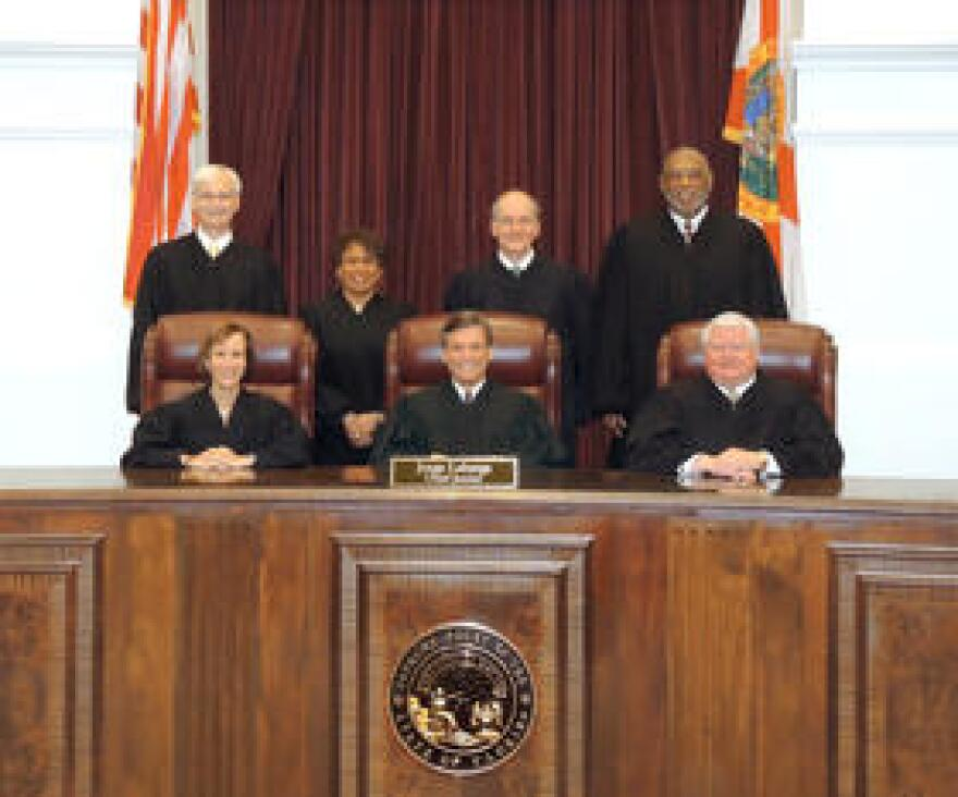 Some Republican House members want voters to impose term limits on Florida's Supreme Court justices and state appellate judges.