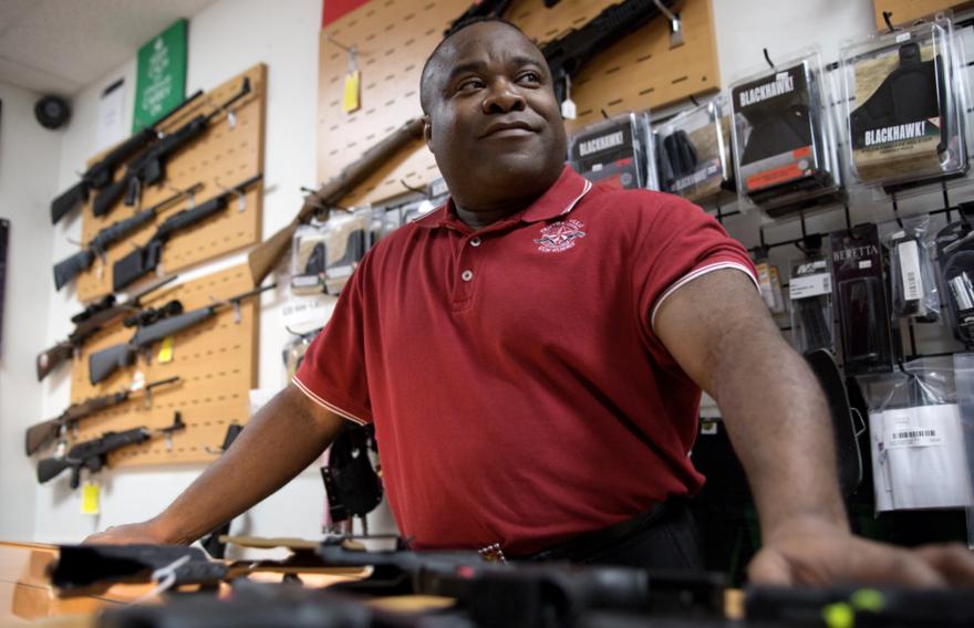 Michael Cargill owns Central Texas Gun Works.