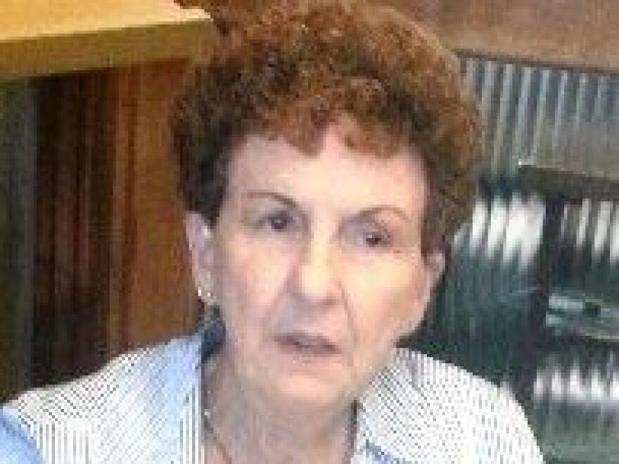Barbara Allen, lead plaintiff in records suit.