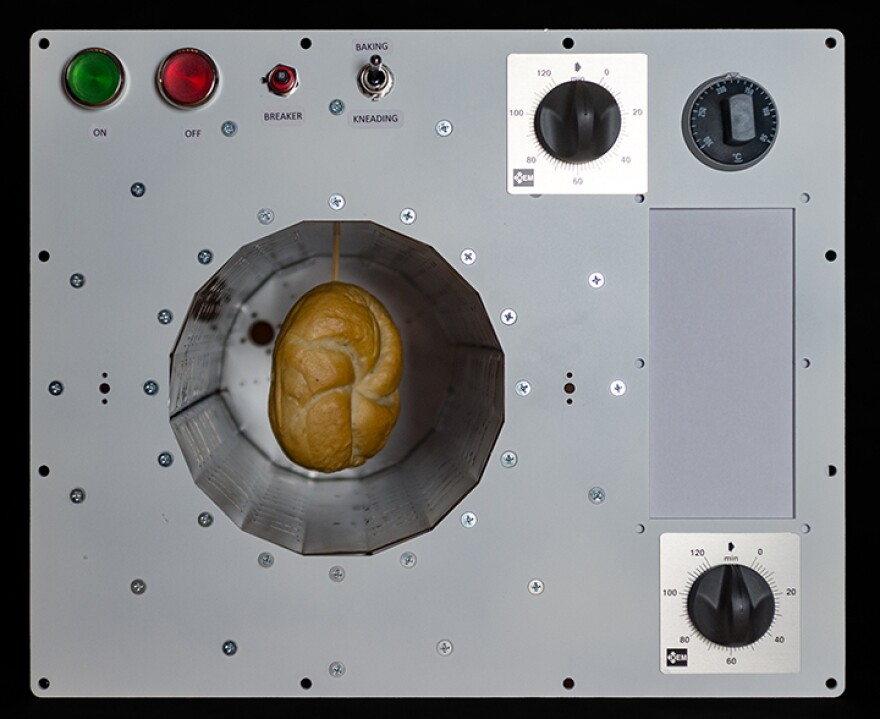 German scientists are working on creating an oven for the International Space Station that would allow astronauts to bake fresh bread, and eat it too!