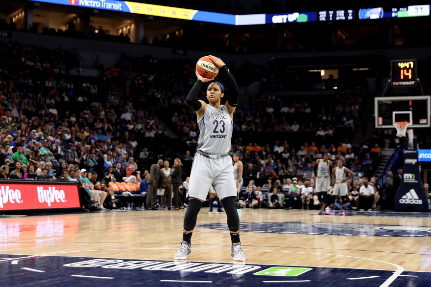 WNBA Minnesota Lynx player Maya Moore announced in January 2020 that she was taking another season off to work on freeing St. Louis native Jonathan Irons, a man whom she believes was wrongfully convicted of a crime.