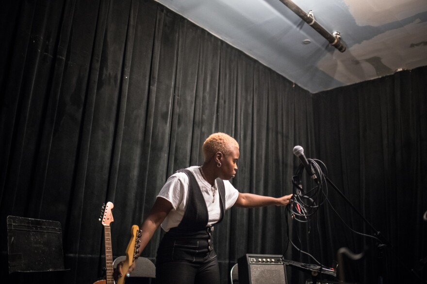 Laetitia Tamko's second album, the soon-to-be-released, self-titled <em>Vagabon</em>, is written from the perspective of someone who found not just the space to call home, but also a firm grip on her artistic identity.