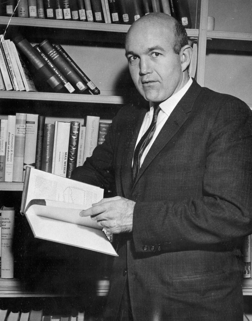 James Samuel Coleman, 1958.