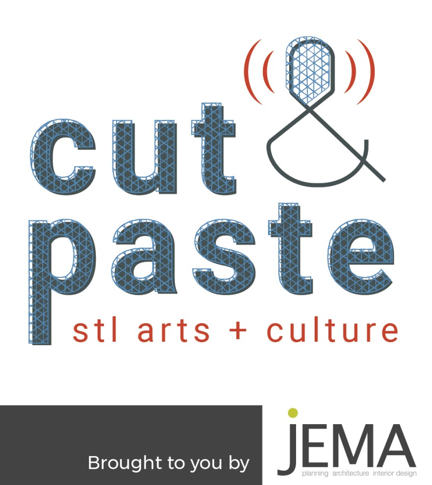 Cut & Paste logo current summer 2018