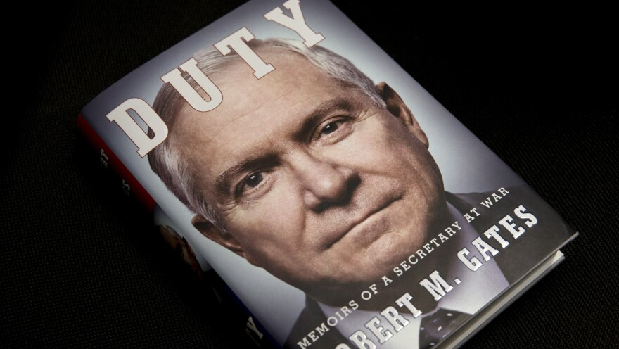In his new memoir, Defense Secretary Robert Gates is unsparing in his criticism of Congress.